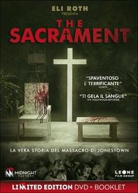 Cover Dvd Sacrament (DVD)