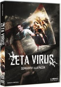 Zeta Virus (DVD) di Christopher Roosevelt - DVD