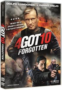 4GOT10. Forgotten (DVD) di Timothy Woodward Jr. - DVD