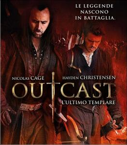 Outcast. L'ultimo imperatore di Nick Powell - Blu-ray