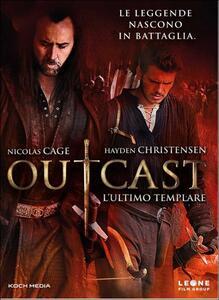 Outcast. L'ultimo imperatore di Nick Powell - DVD