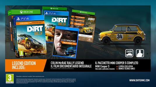 DiRT Rally Legend Edition - 3