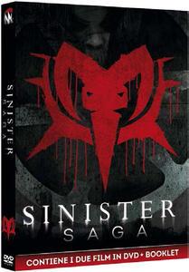 Sinister Saga (2 DVD) di Scott Derrickson,Ciarán Foy
