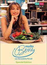 Film Molto bene con Benedetta Parodi. Best of. Stagione 1 (3 DVD)