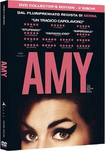 Amy. The Girl Behind the Name (Collector's Edition) (2 DVD)<span>.</span> Collector's Edition di Asif Kapadia - DVD - 2