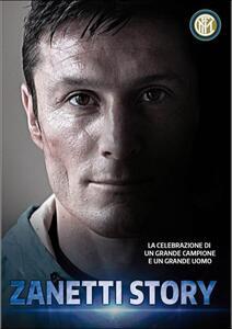 Zanetti Story (2 DVD) di Carlo A. Sigon,Simone Scafidi - DVD