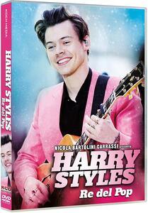 Harry Styles. Re del pop (DVD) di Billy Simpson - DVD