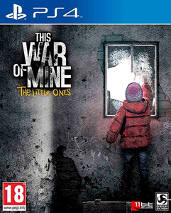 Videogioco This War of Mine: Little Ones PlayStation4