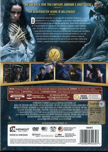Viy. La maschera del demonio<span>.</span> Limited Edition di Oleg Stepchenko - DVD - 2