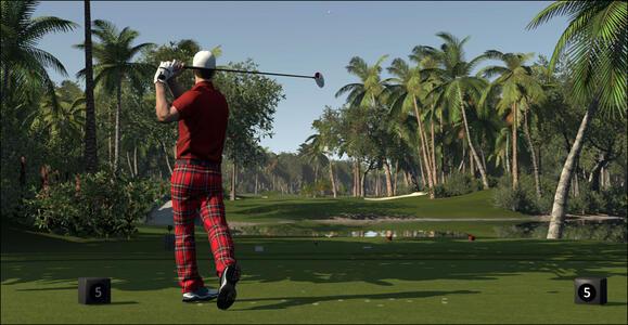 Golf Club Collector's Edition - 9