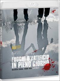 Cover Dvd Fuochi d'artificio in pieno giorno (Blu-ray)
