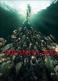 Cover Dvd Piranha DD (DVD)