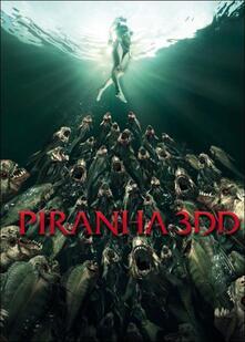Piranha DD (Steelbook)<span>.</span> Edizione limitata di John Gulager - DVD