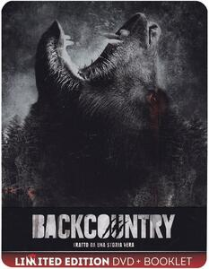 Backcountry (Steelbook)<span>.</span> Edizione limitata di Adam MacDonald - DVD