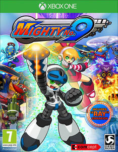 Mighty No.9 Day One Edition - XONE