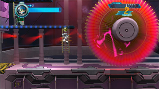 Mighty No.9 Day One Edition - XONE - 11