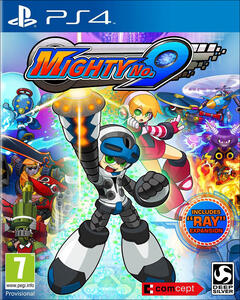 Mighty No.9 Day One Edition - PS4