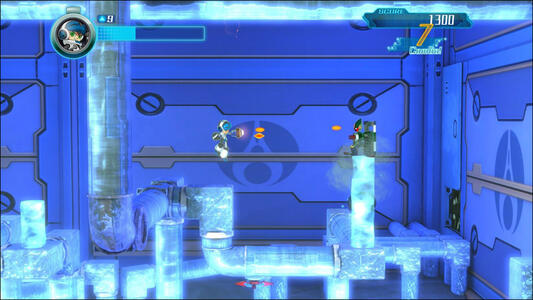 Mighty No.9 Day One Edition - PS4 - 6