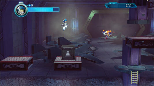 Mighty No.9 Day One Edition - PS4 - 7