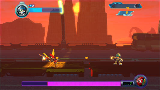 Mighty No.9 Day One Edition - PS4 - 12