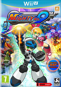 Mighty No.9 Day One Edition - Wii U - 3