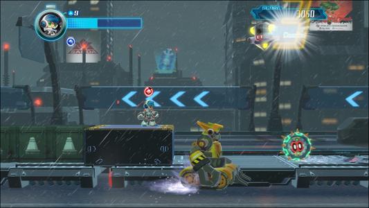 Videogioco Mighty No.9 Day One Edition - Wii U Nintendo Wii U 1