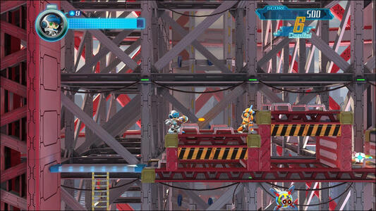 Mighty No.9 Day One Edition - Wii U - 7