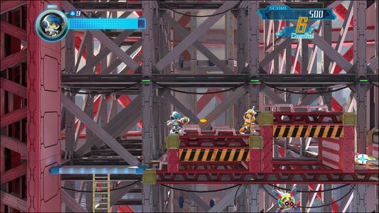 Videogioco Mighty No.9 Day One Edition - Wii U Nintendo Wii U 3