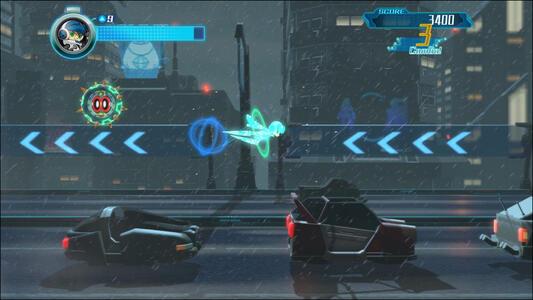 Mighty No.9 Day One Edition - Wii U - 8