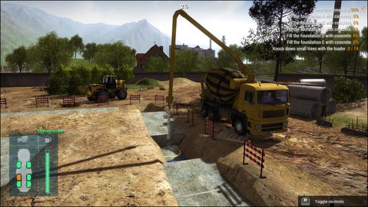 Videogioco Construction Machines Simulator 2016 Personal Computer 1