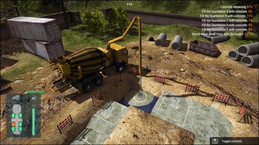 Videogioco Construction Machines Simulator 2016 Personal Computer 2