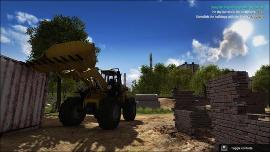 Videogioco Construction Machines Simulator 2016 Personal Computer 9