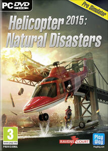 Helicopter 2015. Natural Disasters