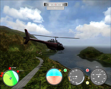 Helicopter 2015. Natural Disasters - 3