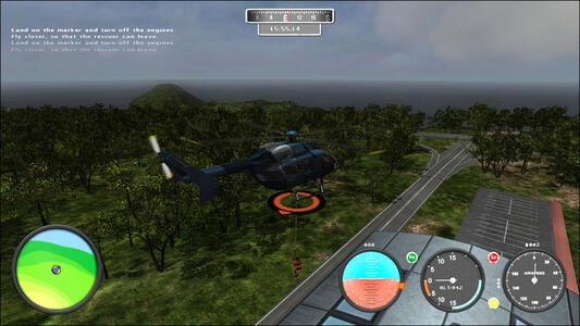 Helicopter 2015. Natural Disasters - 4