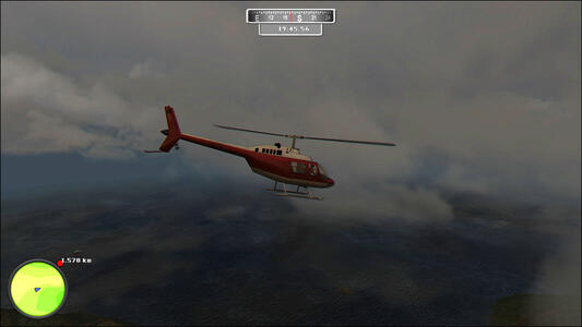 Helicopter 2015. Natural Disasters - 6