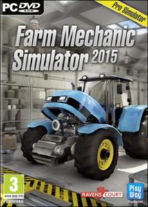 Videogioco Farm Mechanic Simulator 2015 Personal Computer
