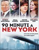 Cover Dvd DVD 90 minuti a New York