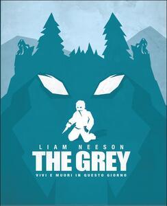 The Grey (Steelbook)<span>.</span> Limited Edition di Joe Carnahan - DVD
