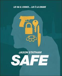 Safe (Steelbook)<span>.</span> Limited Edition di Boaz Yakin - DVD