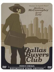 Dallas Buyers Club (Steelbook)<span>.</span> Limited Edition di Jean-Marc Vallee - DVD