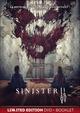 Cover Dvd Sinister 2