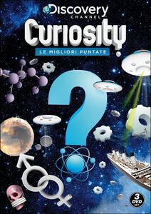 Curiosity. Le migliori puntate. Discovery Channel (3 DVD) - DVD