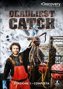 Deadliest Catch. Stagione 1 (4 DVD) - DVD