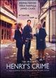 Cover Dvd DVD Henry's Crime