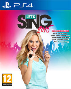Let's Sing 2016 (include microfono) - 2