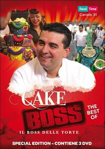 Cake Boss. The best of. Il boss delle torte (3 DVD) - DVD