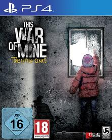 Deep Silver Ps4 This War Of Mine: The Little Ones Eu