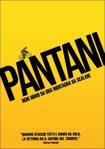 Pantani di James Erskine - DVD