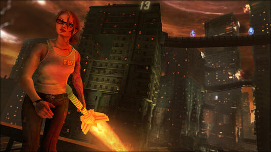 Saints Row. Gat Out of Hell - 3